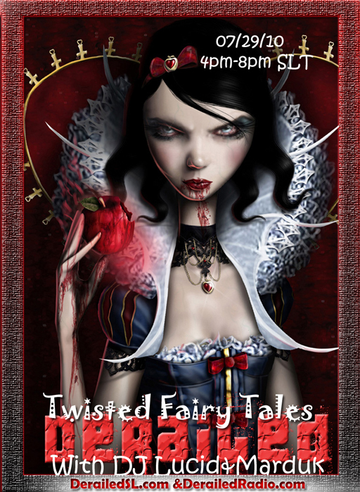 Twisted Fairy Tales @ Derailed