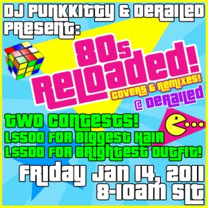 80s Reloaded Remixes & Covers